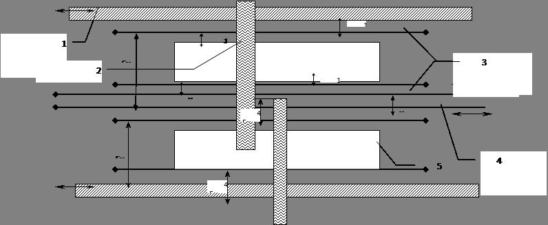Схема плана контейнерных